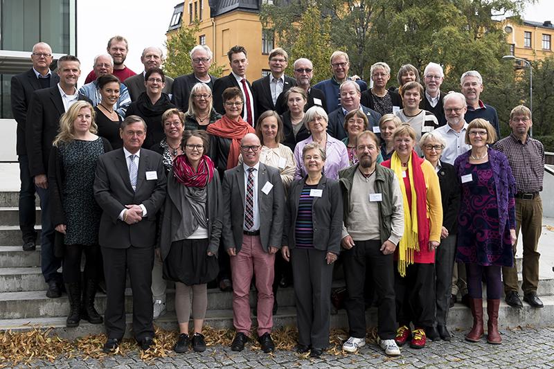 POSKs kyrkomötesgrupp 2014-2017