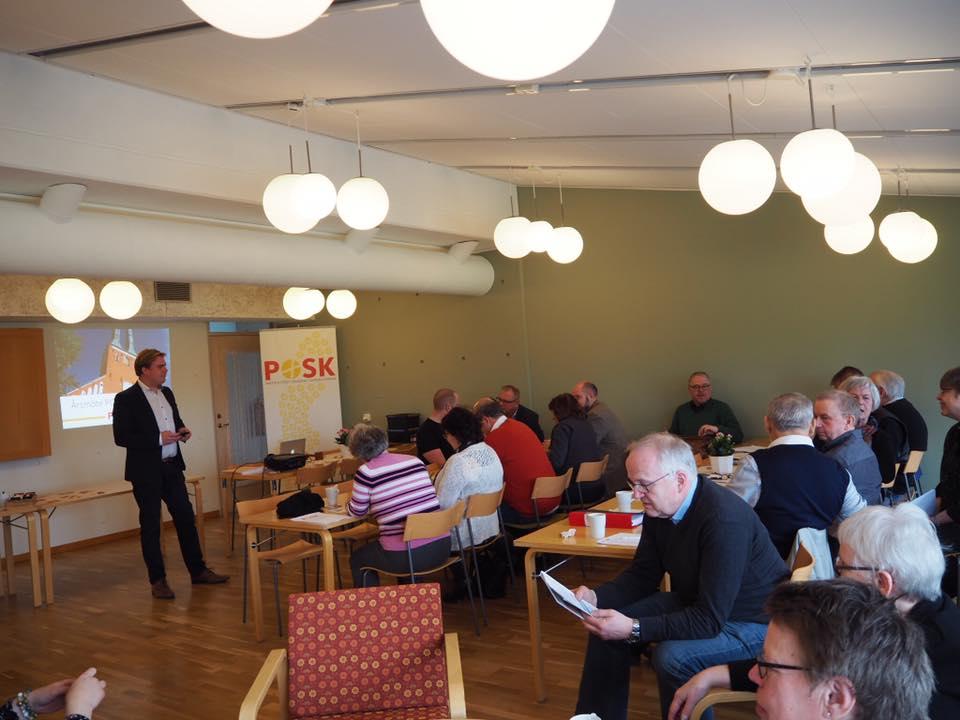 årsmötesbild Växjö stiftsförening