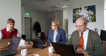 Styrelsemöte i S:ta Maria Alsike