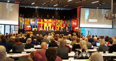 Kyrkohandboken – lång debatt i kyrkomötet
