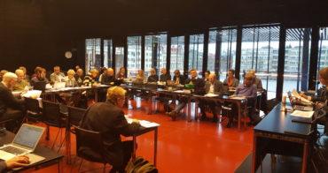 Gruppmöte inför session II