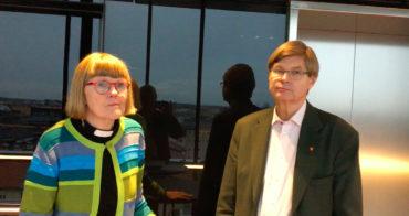 Kyrkohandboken –dramatik inför beslutet