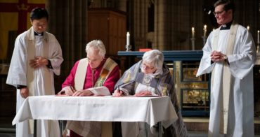 Kyrkogemenskap