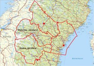 Ny_distriktsindelning,SV1KM Karta