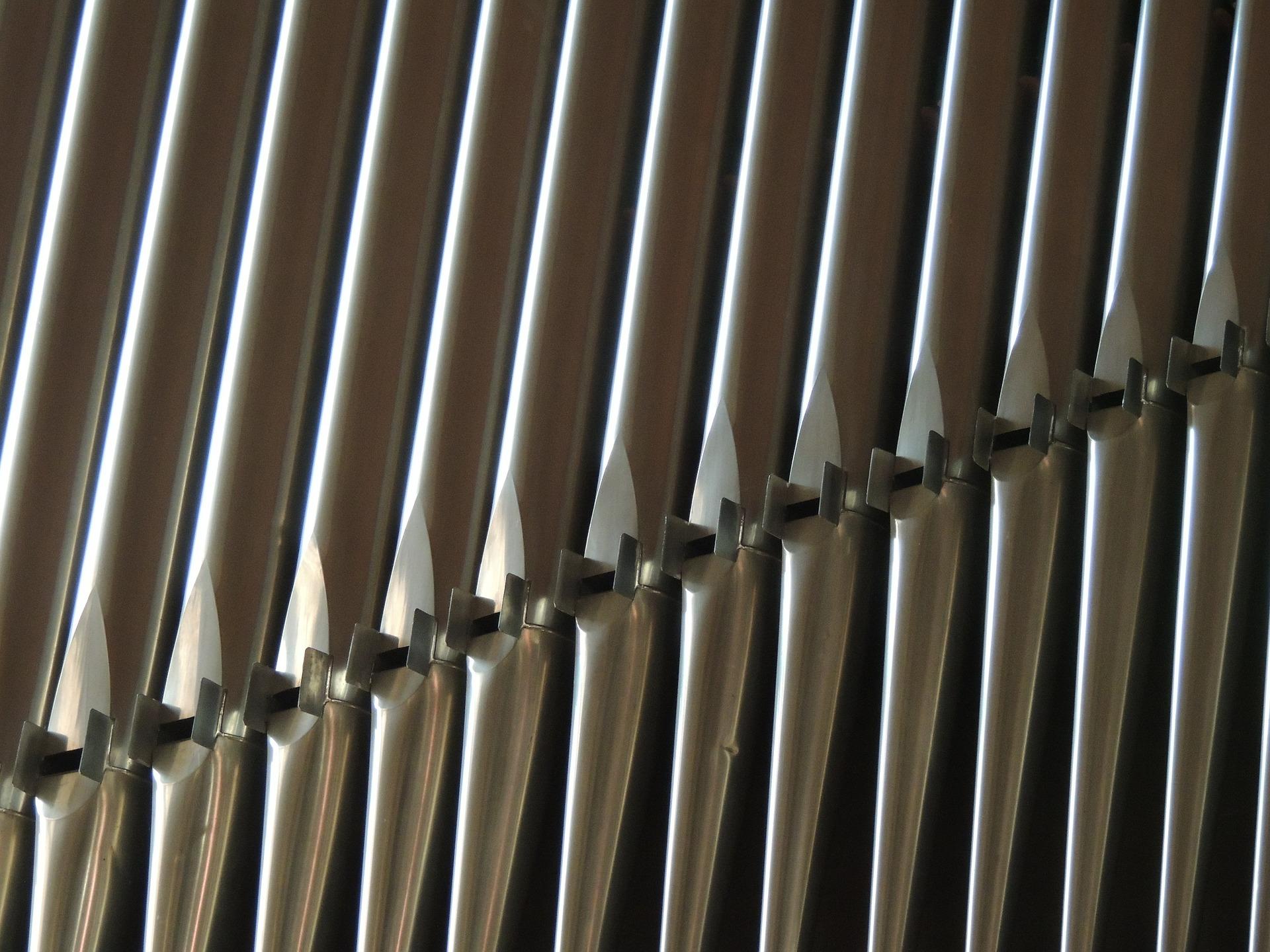 Orgelpipor