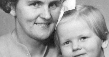 Grattis på 100-årsdagen, mamma!