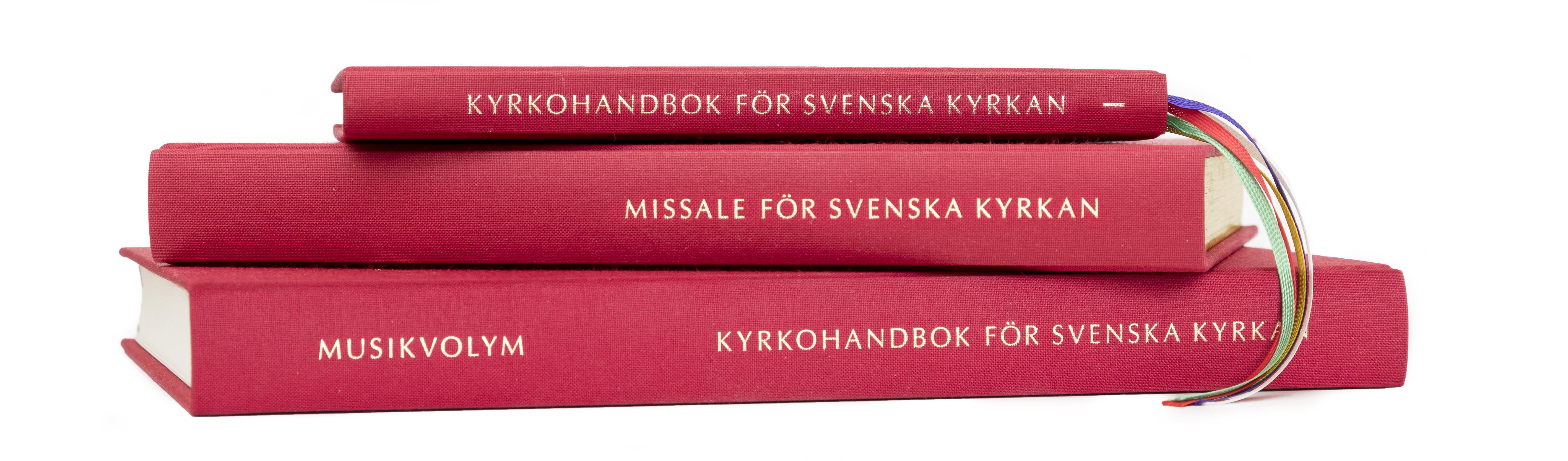 Kyrkohandbok för Svenska kyrkan