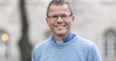 Andreas blir ny biskop i Stockholm