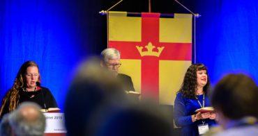 Årets kyrkomöte genomförs på distans